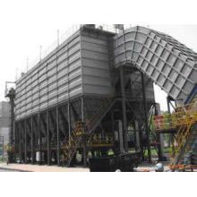 Coletor de poeira do filtro de saco do aço carbono para a central eléctrica