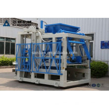 Automatic hollow cement brick making machine for sale price list