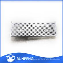 Embrayage en aluminium AL102 pièces de boîtier de puissance électronique