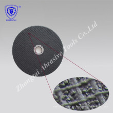 Good Performance Resin Cutting and Grinding Wheel para metal