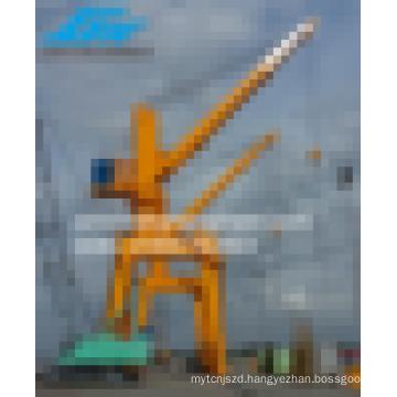 Rail Travel Gantry Jib Crane