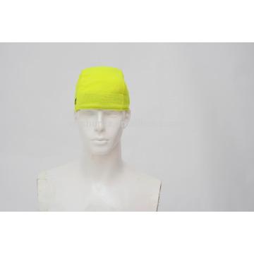 SFVEST nouveau produit de mode en gros jaune haute qualité PVA refroidissement bande de tête écharpe de refroidissement