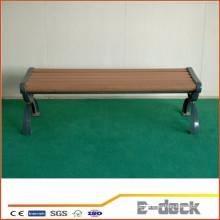 Material verde de alta qualidade fácil instalado Wpc de madeira de plástico composto bancada deck
