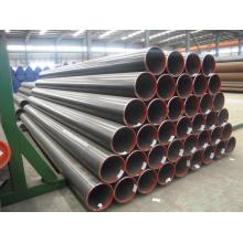 Tubo de soldadura Q235 de bajo precio en Shandong