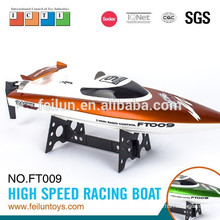 ft009 2.4G 4CH 46cm high speed battery powered rc boat with CE/FCC/ASTM certificate