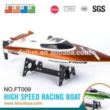 2.4 G Р/У Лодки воды охлаждения высокой скорости ft009 rc гоночный катер небольшие электронные игрушки CE/FCC/ASTM сертификат