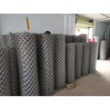 6 Ft. X 50 Ft. 11 Gauge Galvanized Used Chain Link Fence
