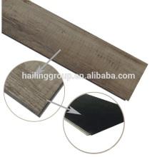 pvc tapis de sol en bois à la recherche en rouleau