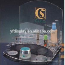 Hochwertiger Acryl-Kosmetik-Ausstellungsstandhalter