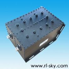Gsm RF cavité vhf Duplexer Modèle FX-156-162-20-2
