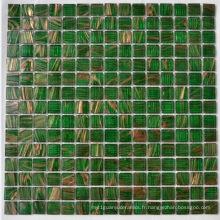 Green Goldstar Mosaic