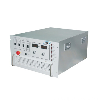 High Power High Voltage Charging Power Supply