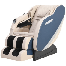 Zero Gravity Neck Back Legs Massager With Heat And Foot Rollers Full Body Electric Massage Chair