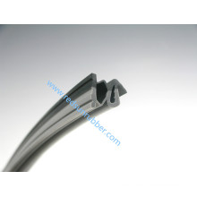 Extrudierter EPDM-Gummidichtungsstreifen