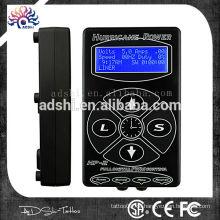 HP-2, leistungsstarke Tattoo Netzteil Hurrikan Power HP-2