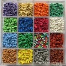 Prix compétitif Super Fine Grade EPDM Recouvert de caoutchouc / EPDM Recycling Rubber / EPDM Raw Materials