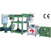 Machine de soufflage de film thermorétractable en PVC