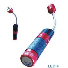 Seco de la batería LED flexible antorcha (CC-021)