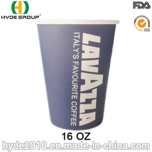 16 Oz High Quality Disposable Hot Paper Coffee Cup (16oz-2)