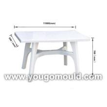 Square Plastic Table Mould