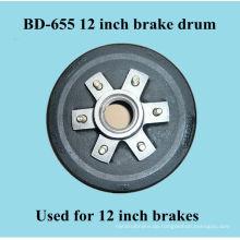BD-655 Bremstrommel für 12 Zoll Bremsen