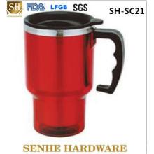Coupe de café en céramique de 400 ml FDA Pass (SH-SC21)