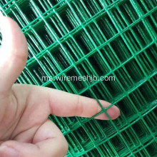 Vinyl Coated Welded Wire Mesh Fencing