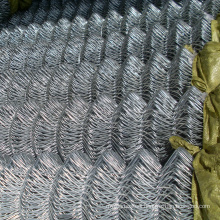 Heavy duty industry galvanized used diamond mesh cyclone wire chain link fence price philippines
