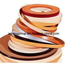 Woodgrain de PVC / ABS borda Banding para cozinha Gabinete Protector