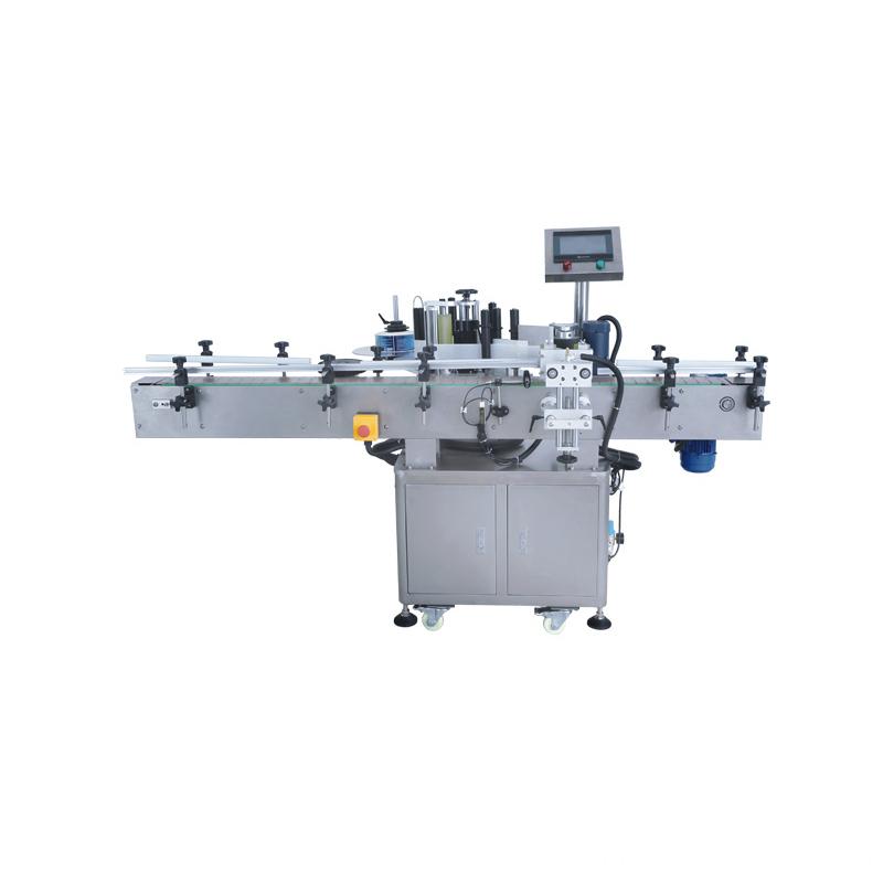 Automatic heat shrinkable film of label machine