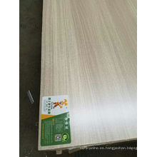 Chapa de madera contrachapada comercial