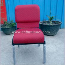 Burgundy Color Church Furniture Seat (YC-G37-03)