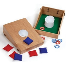 High Quality of The Washer and Bean Bag Toss Set