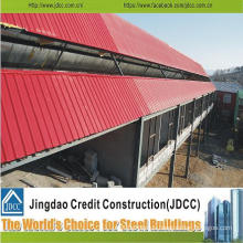 Galvanized Steel Structure Building Low Price