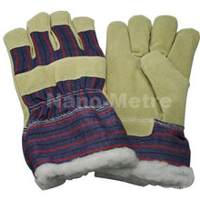 NMSAFETY industrial leather gloves