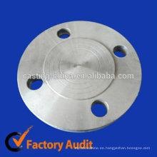 Brida de acero de encargo de la venta directa Brida de acero de carbono forjada