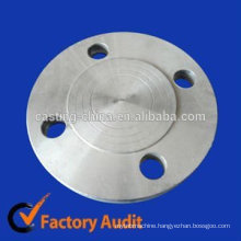 Direct Sale steel Flange Customized Forged Carbon Steel Flange