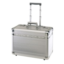 Alminium Pilot Case&Box with Aluminium Panel