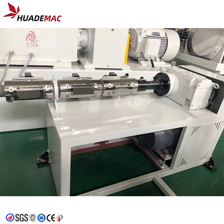Hdpe Pipe Making Machine 2