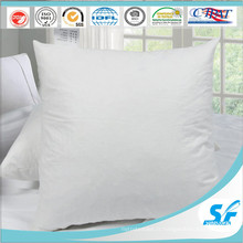 Super-Soft Finish Blanc 100% coton Coussin Insert Housse de coussin pour l'hôtel