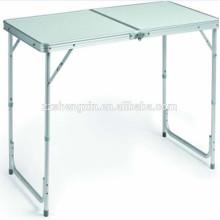 Table pliante en MDF pour cadre en métal