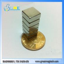 F10X10X5mm Starke Neodym-Block-Magnete