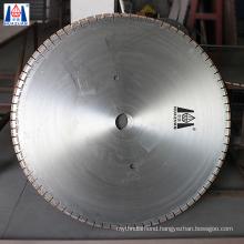 1200 mm diamond cutting single blade for cutting marble block