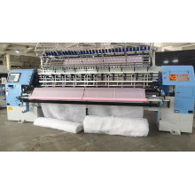 Yuxing Computerized High-End Shuttle Quilting Sleeping Bag Comforter Machine with Ce and ISO Approval