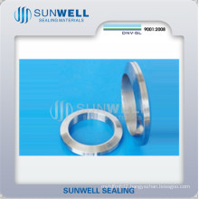 Lens Ring Joint Gaskets Used in Higher Pressure Then 3, 000 Lbs