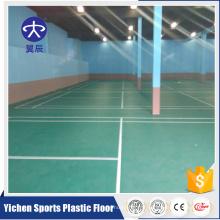 Belle usine de plancher de sport de PVC