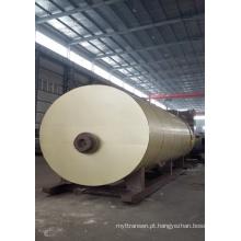 Caldeira a vapor de condensação de óleo horizontal (gás) Wns20