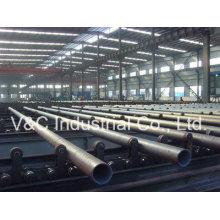 Tubo de aço resistente à corrosão de ponto de orvalho de ácido sulfúrico ND (09CrCuSb)