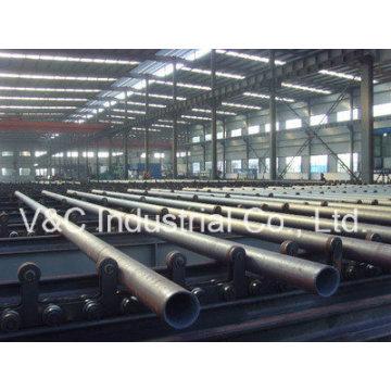 ND (09CrCuSb) Schwefelsäure-Taupunkt Korrosionsbeständiges Stahlrohr