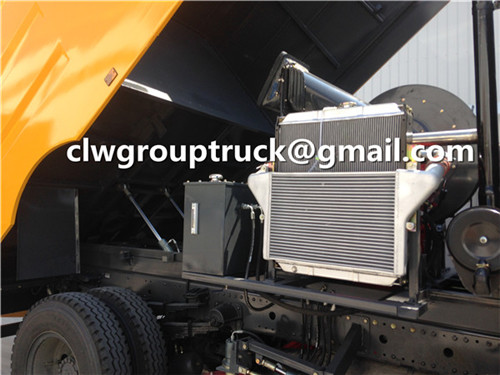 Road Sweeper Truck Details